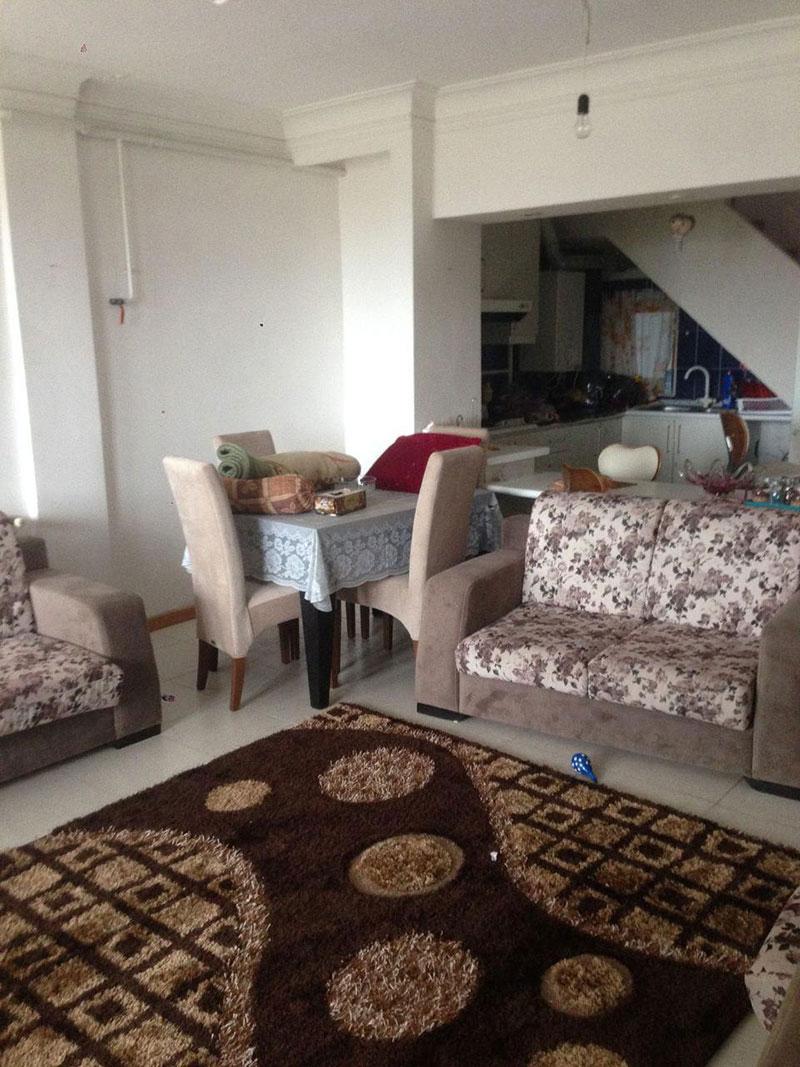 اجاره روزانه-آپارتمان-بندرانزلی-دهکده ساحلی-۶۰متر زیربنا