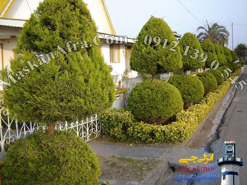 فروش-ویلا-بندر انزلی-دهکده ساحلی-۵۰۰متر زمین-۲۵۰متر زیربنا