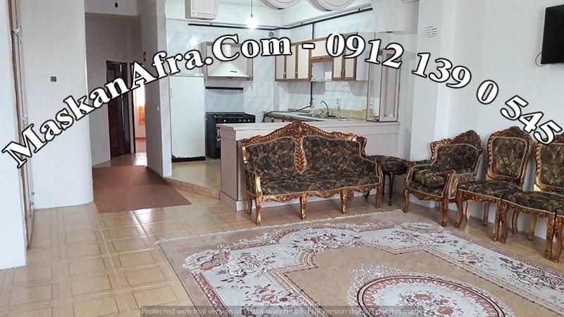 اجاره روزانه-آپارتمان-بندر انزلی-غازیان-شریعتی-۹۰متر زیربنا