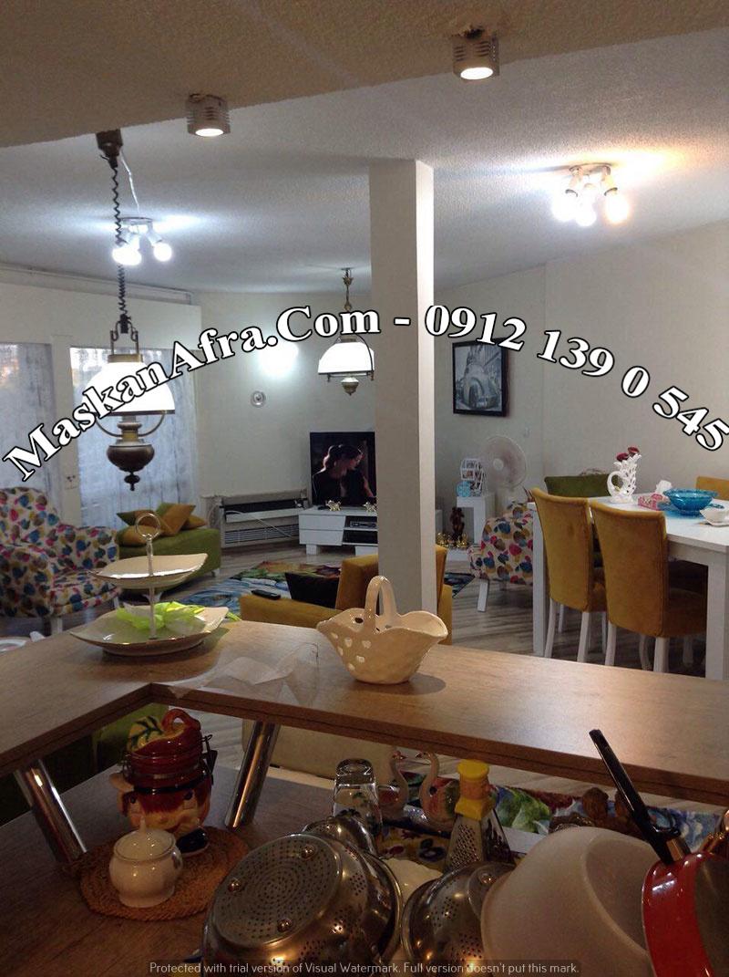 اجاره روزانه-آپارتمان-بندرانزلی-دهکده ساحلی-۹۰متر زیربنا