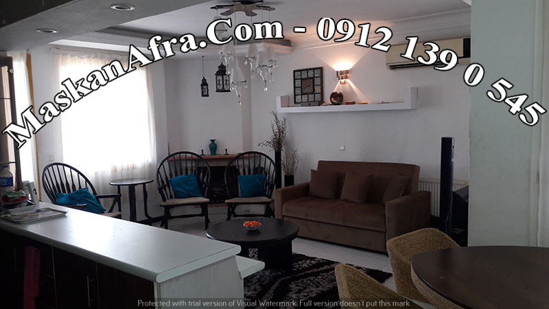 فروش-آپارتمان-بندر انزلی-دهکده ساحلی-۶۹متر زیربنا