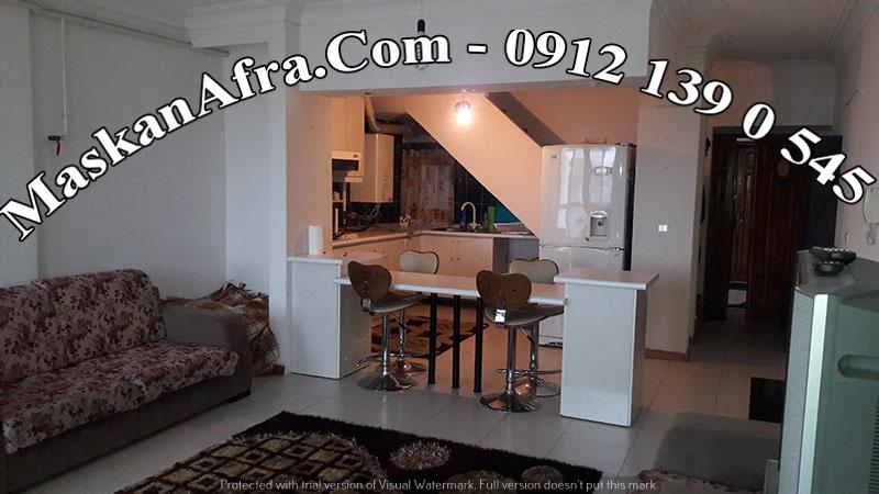 فروش-آپارتمان-بندر انزلی-دهکده ساحلی-۱۱۰متر زیربنا