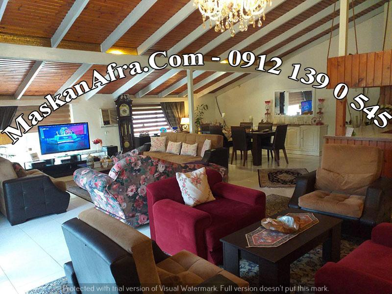 فروش-ویلا-بندر انزلی-دهکده ساحلی-۸۰۶متر زمین-۳۴۲متر زیربنا