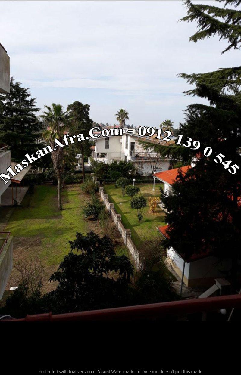 اجاره-آپارتمان-بندرانزلی-دهکده ساحلی-۱۲۰متر زیربنا