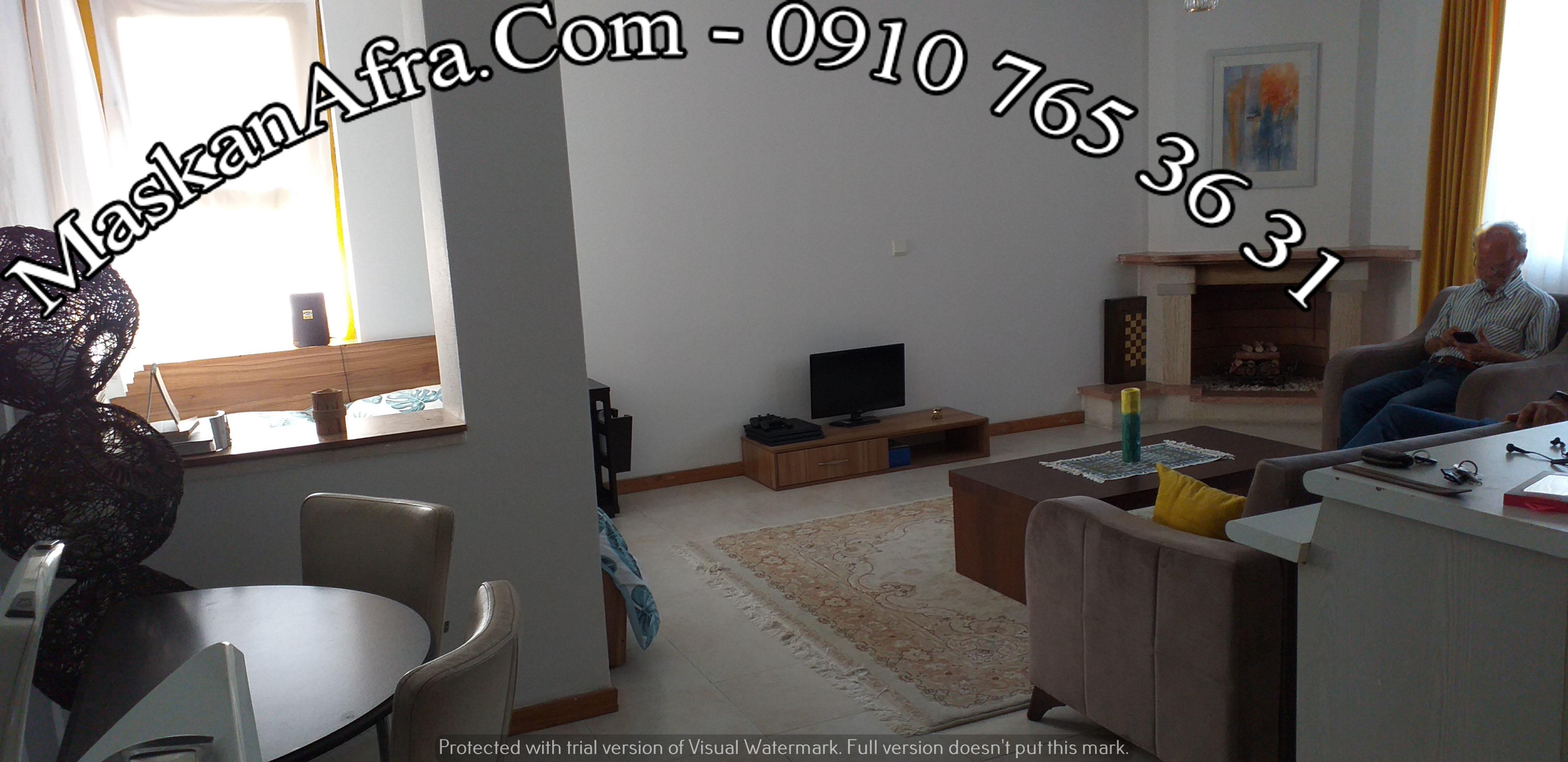 اجاره-آپارتمان-بندر انزلی-دهکده ساحلی-۵۵ متر زیربنا