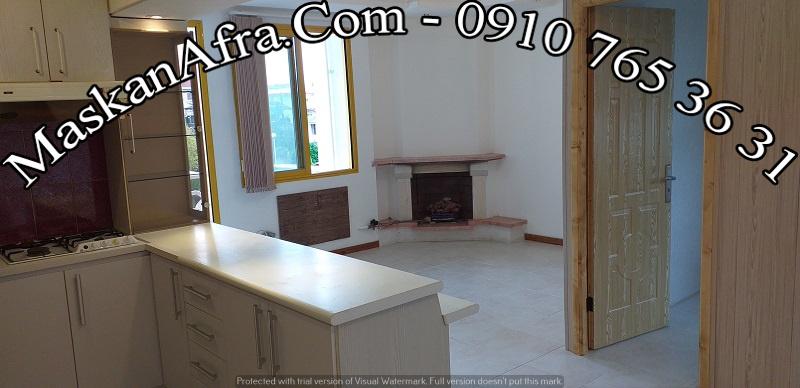 فروش-آپارتمان-بندر انزلی-دهکده ساحلی-۵۵متر زیربنا