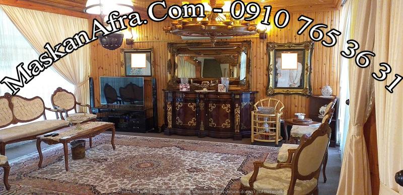 فروش-ویلا-بندر انزلی-دهکده ساحلی-۷۵۲متر زمین-۱۸۰متر زیربنا