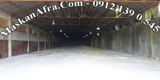 اجاره-سوله-بندر انزلی-منطقه آزاد-۱۴۰۰متر سوله