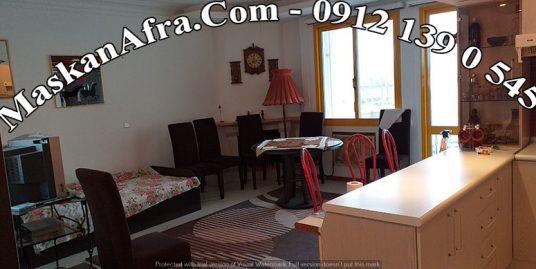 فروش-آپارتمان-بندر انزلی-دهکده ساحلی-۵۲متر زیربنا