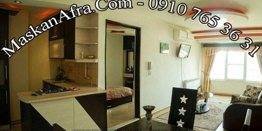 اجاره روزانه-آپارتمان-بندر انزلی-پاسداران-۶۵متر زیربنا